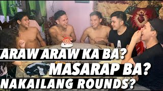 LIE DETECTOR CHALLENGE WITH A TWIST (DARING QUESTIONS) | GLESTER, JEROME, JAPET CAPUNO
