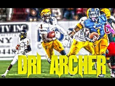 Ultimate Dri Archer Career Highlights