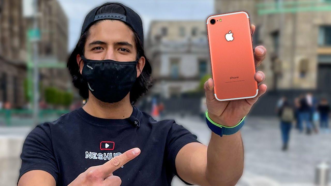 Compré un iPhone 7 en pleno 2021 - ¿Sirve todavía?