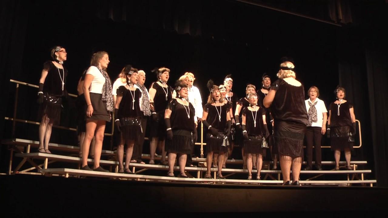 Champlain Valley Chorus - Timeless  9-23-17