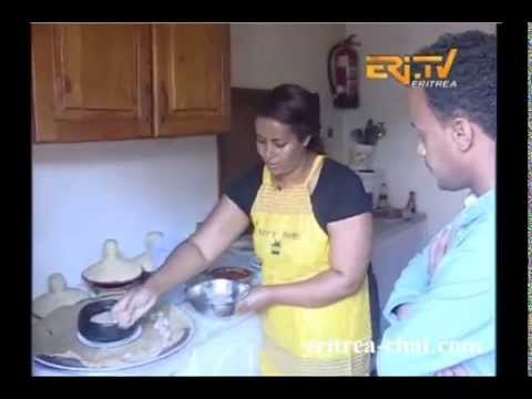 Eritrean Bahlawi Megbititat Traditional Food in Eritrea