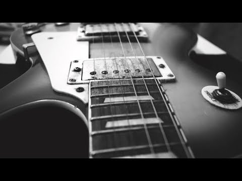 Dirty Blues Rock Guitar Backing Track Jam in D