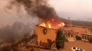 Woolsey Fire: Scenes from the devastating wildfire in Southern California