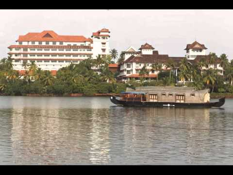 The Raviz 7 Star Hotel In Kollam Kerala India