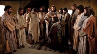 Jesus Calls Twelve Apostles to Preach and Bless Others