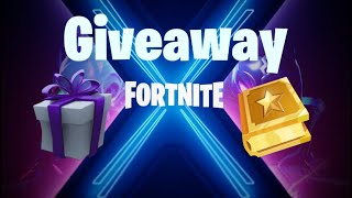 Fortnite season 10 gameplay 25$ psn gift card or skin giveaway and vbuck giveaway Free battle pass