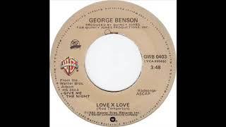 George Benson - Love X Love (Dj ''S'' Remix)