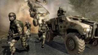 Enemy Territory: Quake Wars Theme