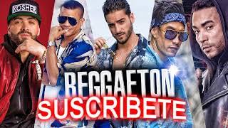 REGGAETON MIX VARIOS ARTISTAS 2017 2018 GRANDES EXITOS