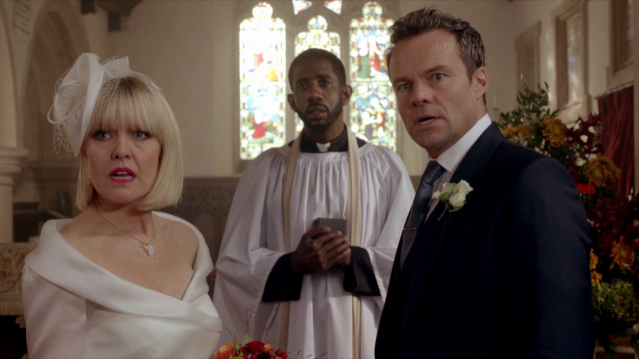 Agatha Raisin: The Murderous Marriage Preview - YouTube