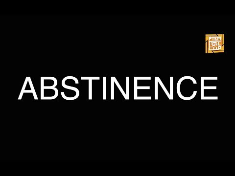 ABSTINENCE ( ADLI SHORT FILM )