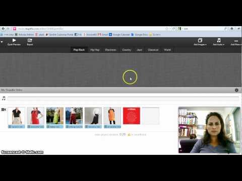 איך לייצר סרטון יוטיוב מתמונות - מדריך
