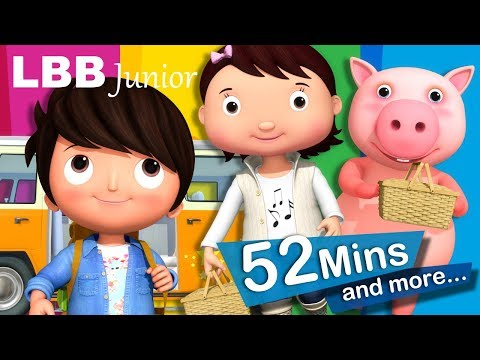 Picnic Song | And Lots More Original Songs | From LBB Junior!