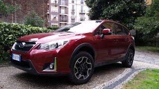 Test Drive Subaru XV MY2016 2.0D
