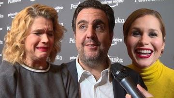 PASTEWKA Staffel 10: Das emotionale Abschiedsinterview mit Bastian, Anke Engelke & Cristina do Rego