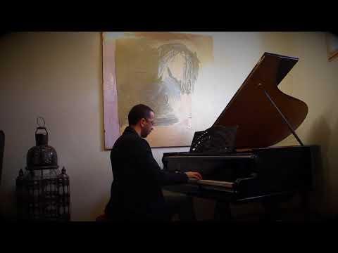 Delaporte - Un jardín - Piano cover