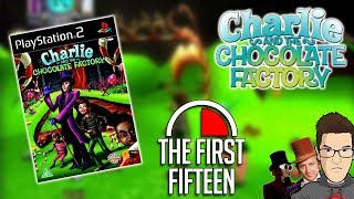 Charlie and the Chocolate Factory on PS2 - First 15
