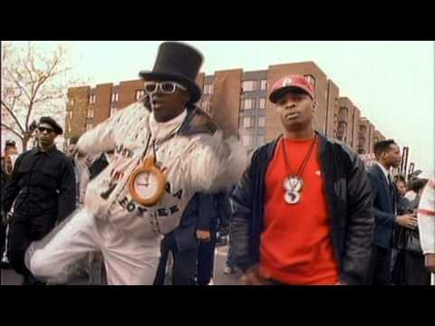 Public Enemy - Fight The Power [Full Video Version]