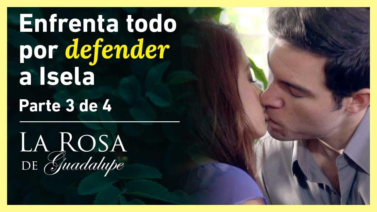 La Rosa de Guadalupe 3/4: Alfredo se enfrenta a su familia por Isela | Qué tanto odias a tu exnovia