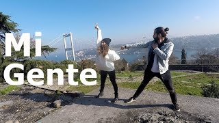 Mi Gente   Matt Steffanina & Josh Killacky Choreography   Yoldaki Dansçı