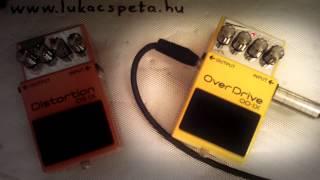 BOSS OD-1X OverDrive (Peta Lukács)
