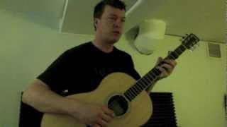 Not The Only One - Bonnie Raitt (cover by Josh Fuson)