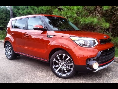 2017 Kia Soul (!) Turbo Start Up/ First Person Review