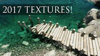 Next Gen 2017 Textures! - Skyrim SE Mods Of The Week #5