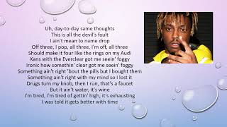 Ring Ring - Juice WRLD lyrics