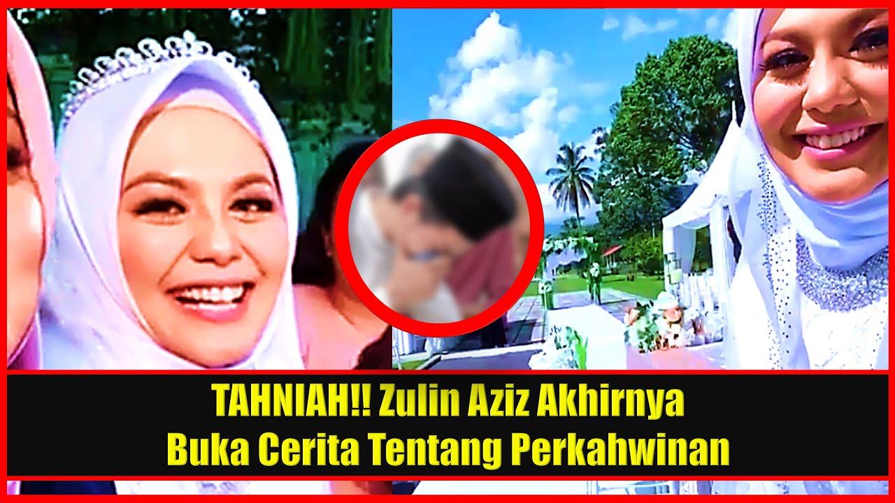 TAHNIAH!! Zulin Aziz Akhirnya Buka Cerita Tentang Perkahwinannya
