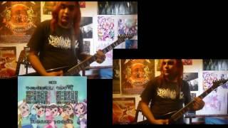 Ojamajo Doremi Naisho Opening (Guitar cover)