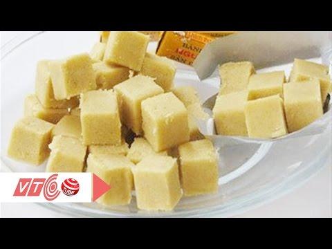 Cách làm đặc sản bánh đậu xanh Hải Dương | VTC