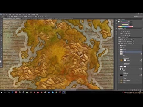 Photoshop world of warcraft styled map photoshop drawing timelapse photoshop world of warcraft styled map photoshop drawing timelapse youtube gumiabroncs Gallery