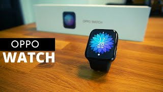 OPPO WATCH : Mon bilan ! Un concurrent de taille face à l'Apple Watch ?