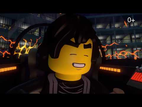 Истории Монастыря Кружитцу - Воскресная тренировка - LEGO Ninjago