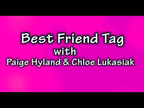 Bff Squishy Tag : Smoothie Challenge with Paige & Chloe FunnyCat.TV