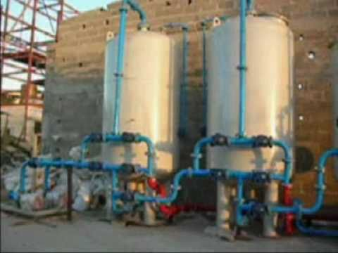 ZEN ENGINEERING - Water Softner Plant for Mozambique 30,000 LPH