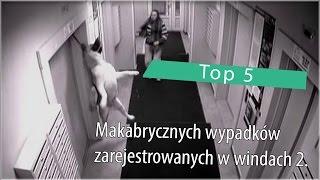 Top 5: Makabrycznych wypadków zarejestrowanych w windach 2