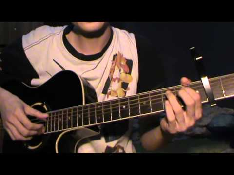 How to play TV Size TK's Unravel「Guitar Tutorial VLOG」