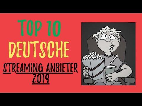 Top 10 Deutsche Streaming Anbieter (Kostenlose Kinofilme, Filme Und Serien) 2019