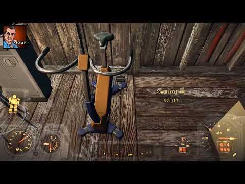 GoofyOldGuyPlays Fallout 4 Abernathy Farm Settlement Build