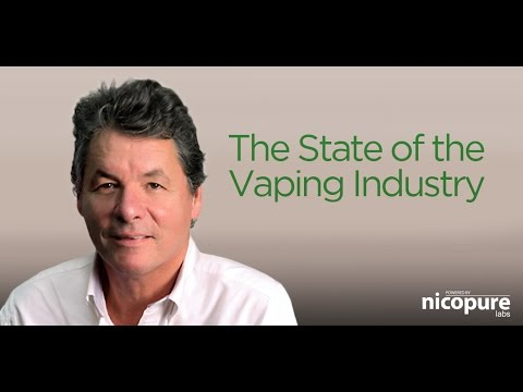 The State of the Vaping Industry | Nicopure Labs