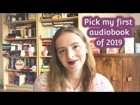 Pick My Next Audiobook!