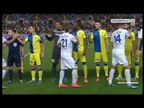 APOEL Vs Ethnikos 2-0 (2015-16) Full Game Video