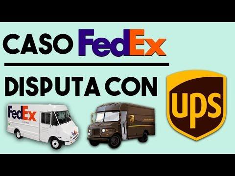 🚚 La Disputa entre la Empresas de Envíos | Caso Fedex