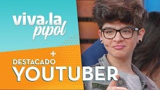 Max Valenzuela: el Youtuber que causa sensación en internet - Viva la Pipol