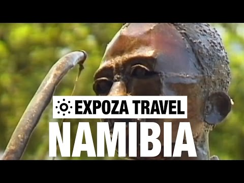Namibia Vacation Travel Video Guide