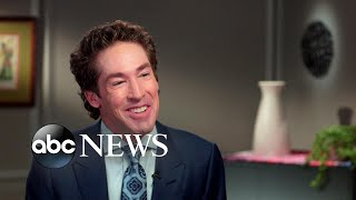 Joel Osteen reveals what it was like to collaborate with Kanye West l ABC News