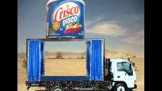 Crisco Disco Truck Concept