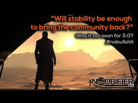 Will Stability Be Enough To Bring The Community Back? - #nobullshit - Star Citizen